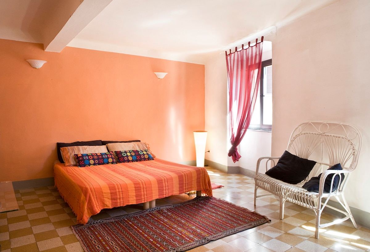 Your  room in Florence!