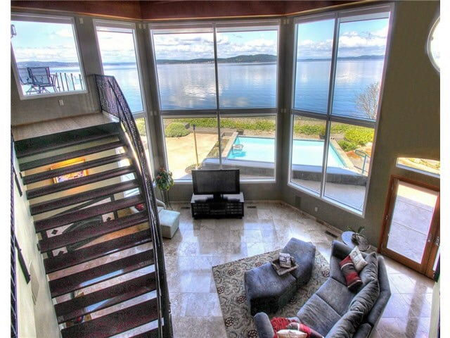 US Open Chambers Bay Waterfront Hom