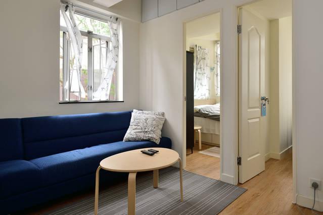 Comfy Bedroom, 2 mins to MTR!
