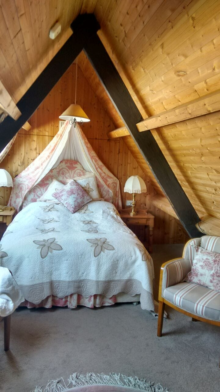 Cosy double en-suite bedroom