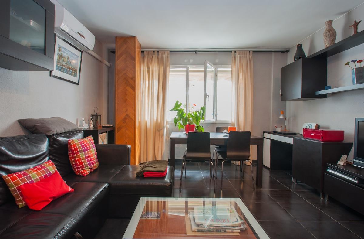 Apartamento en Sitges, ideal