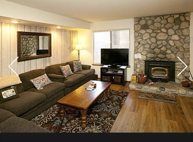 Mammoth Condo Sleeps 6