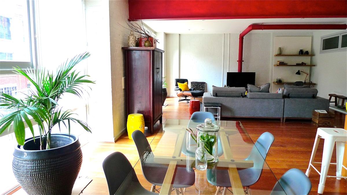 Bohemian Chic IPNO Lux Apartments