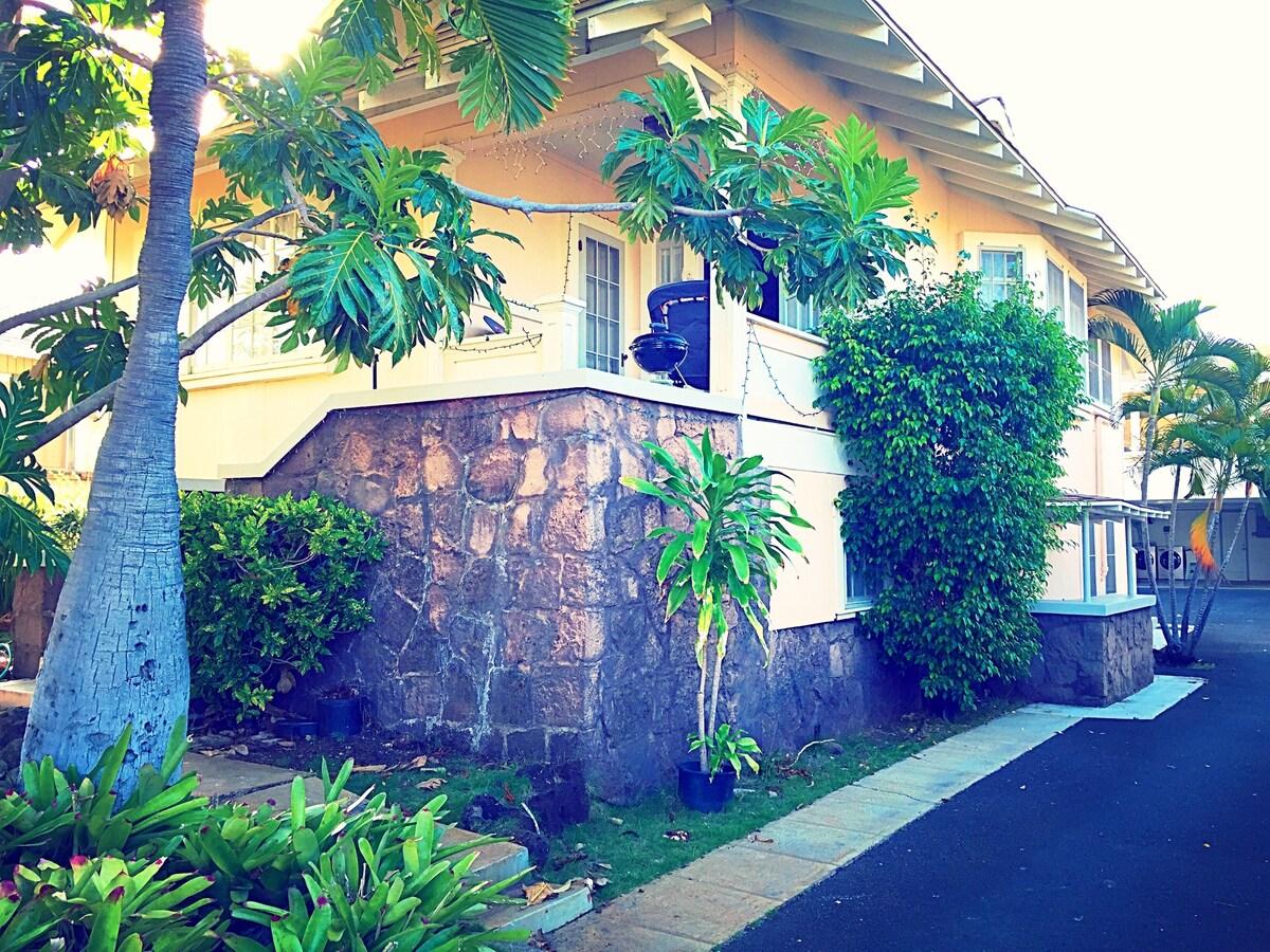 Gorgeous House Near Waikiki Beach!