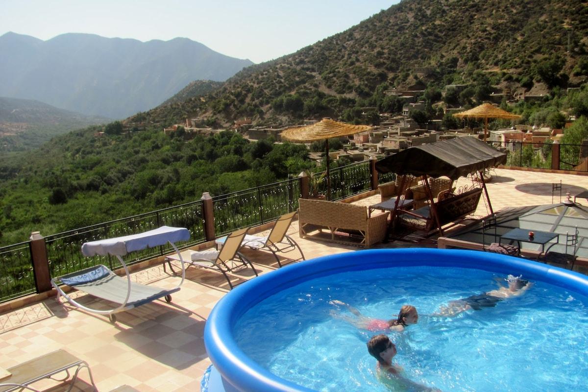 Dar Tassa - Atlas Mountain Retreat
