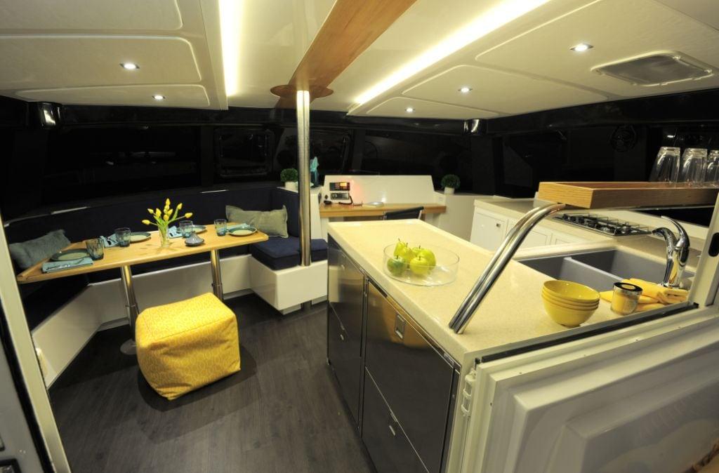 Stunning 42' catamaran