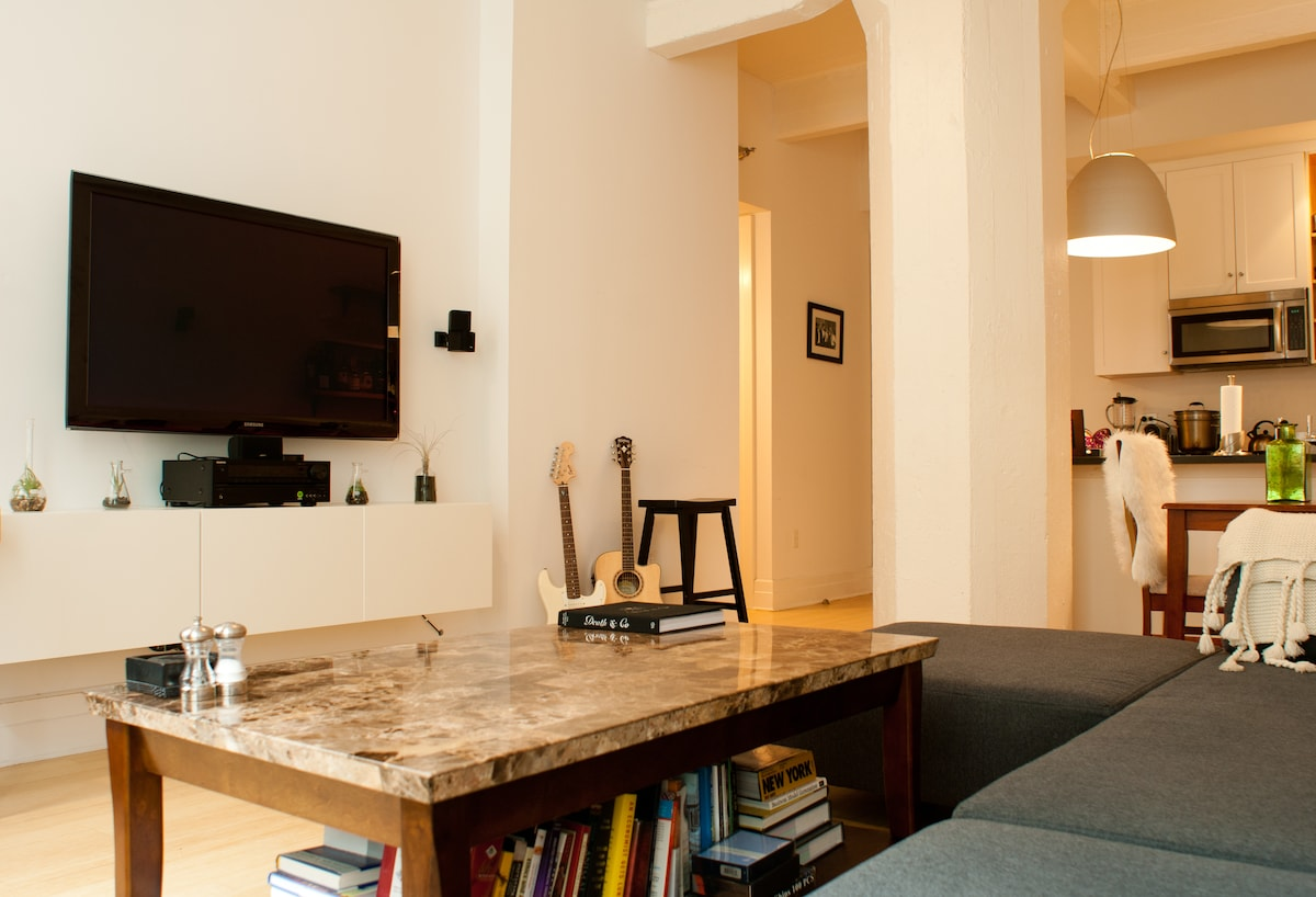 Lofty & Luxe Apt in Chic DUMBO, BK