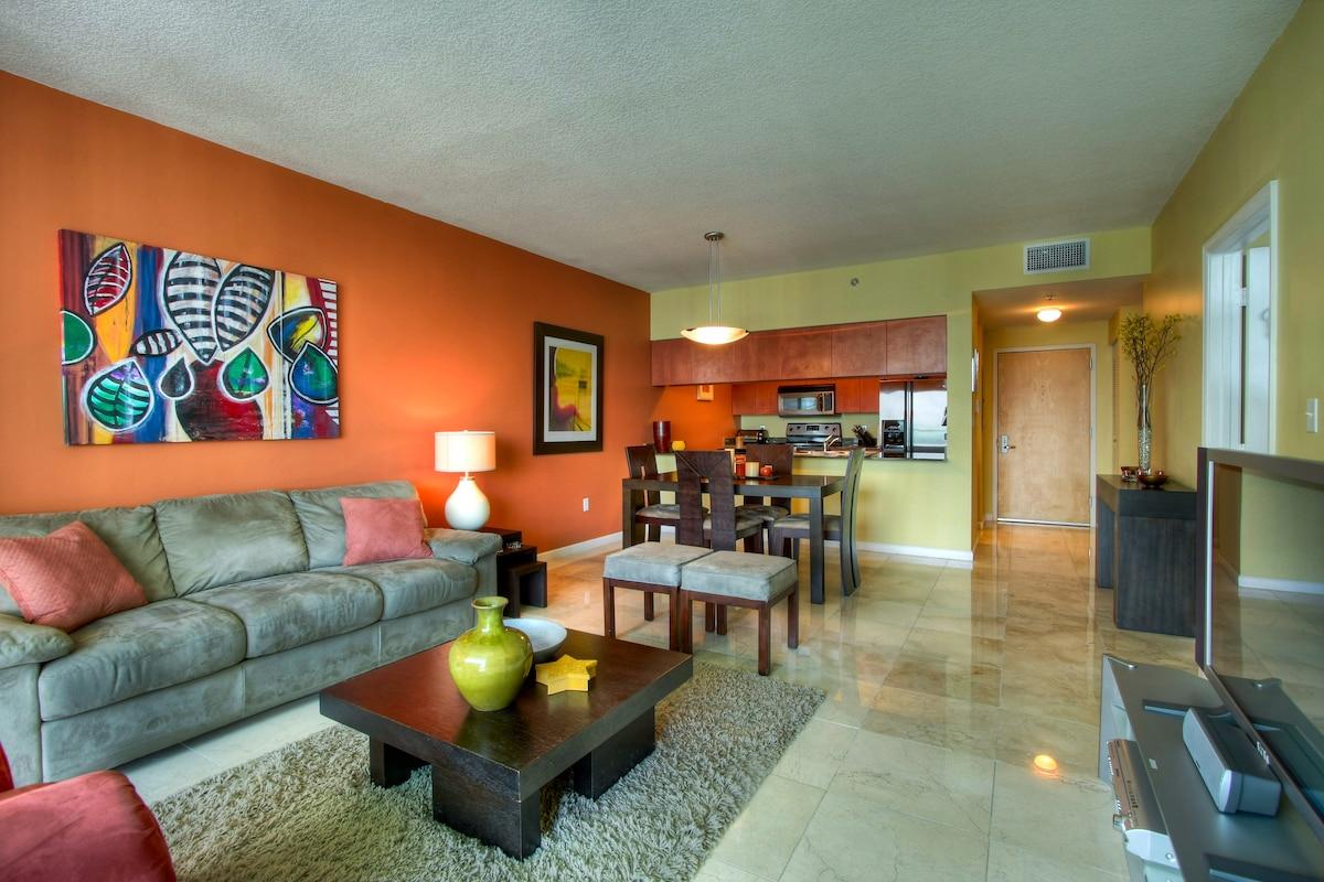 Luxury High-Rise PH Miami Brickell!