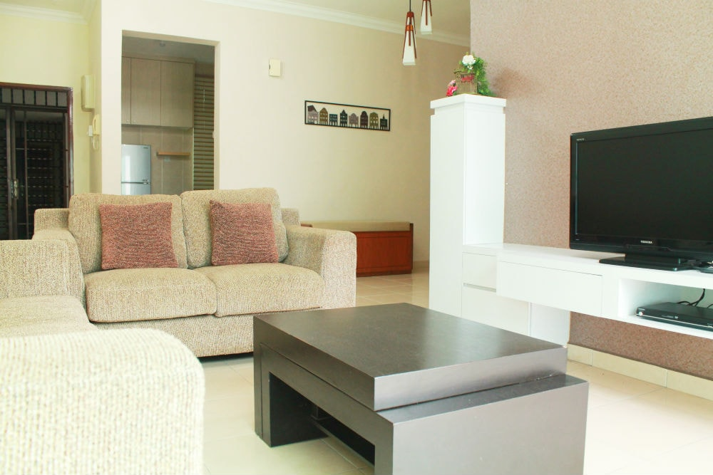3BR Seaview City Apartment