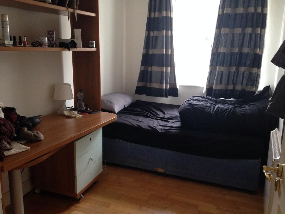 Cheap accommodation in a cosy flat