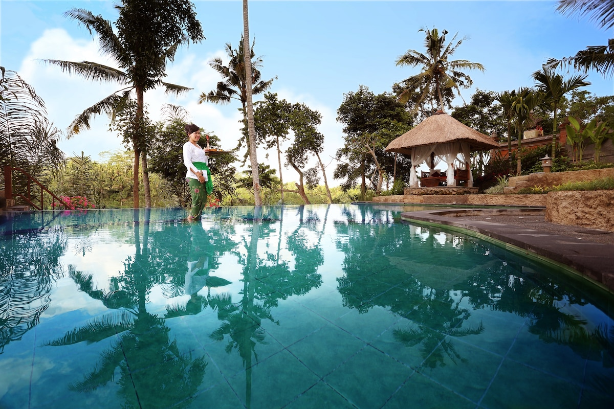 2Bedrooms Luxury Bunut Garden Villa