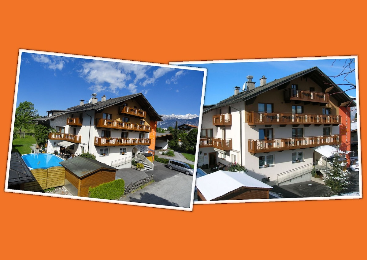 Appartement 4-5 pax near Innsbruck