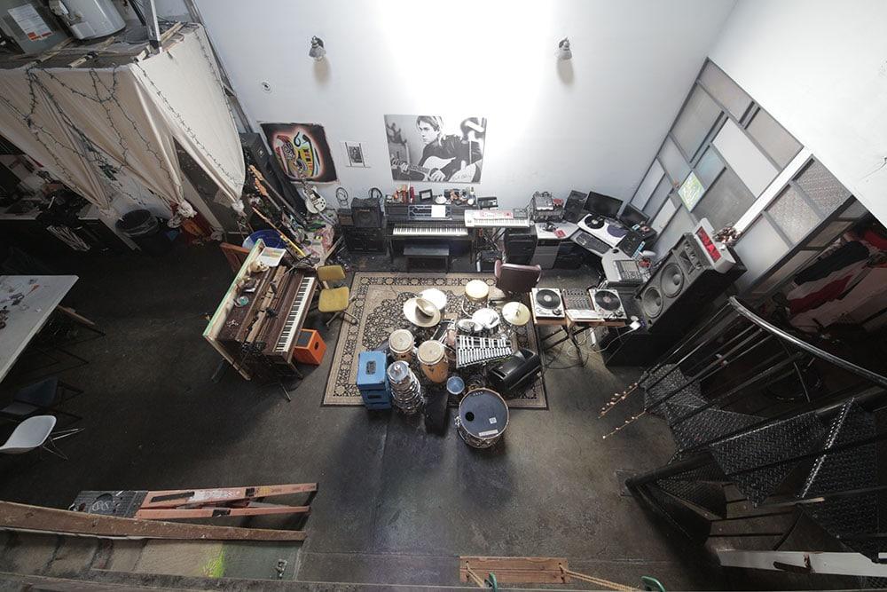Musician & Artist Haven Sunny Room