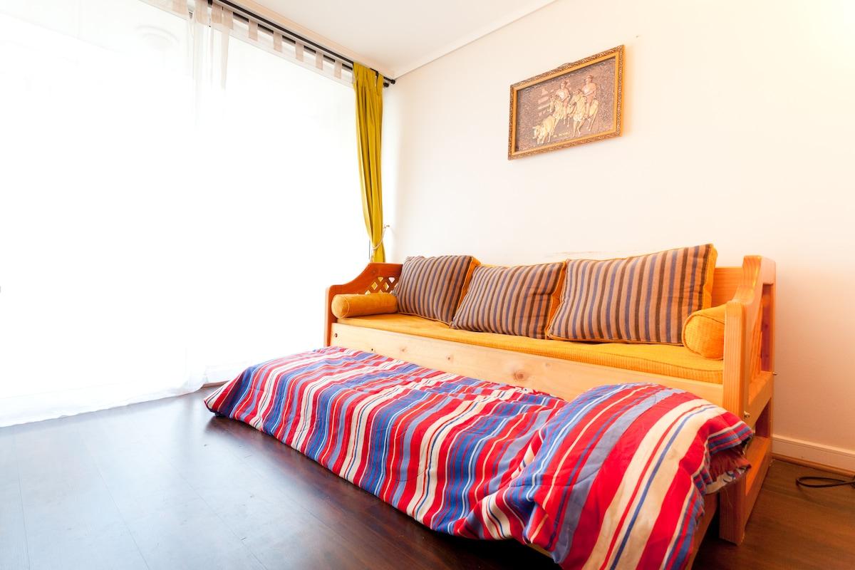 Charming 2 bed apartment Santiago