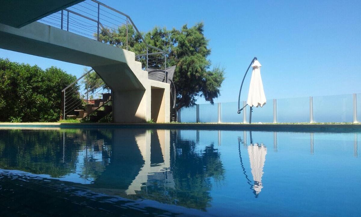 magnifique villa exclusive sea view
