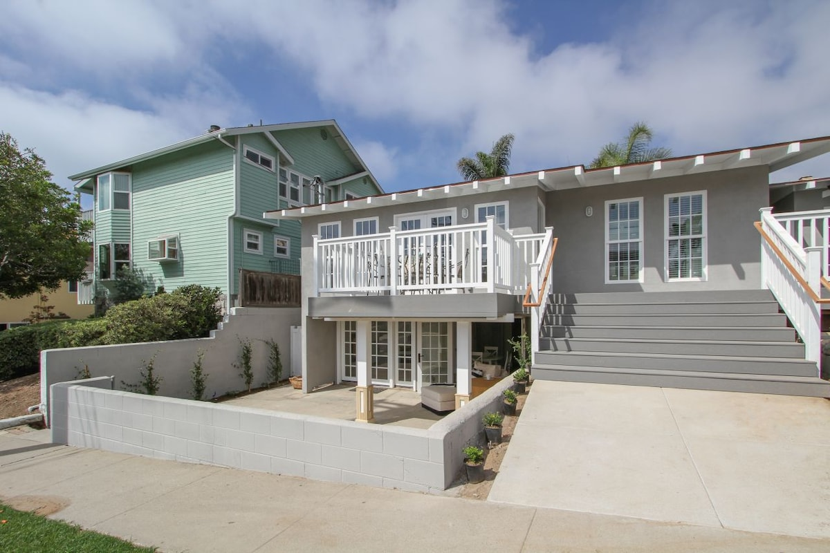 Lovely Carlsbad Beach Bungalow