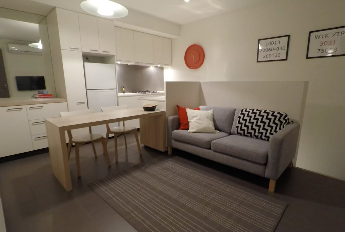 1Bed Apartment Close to City WIFI