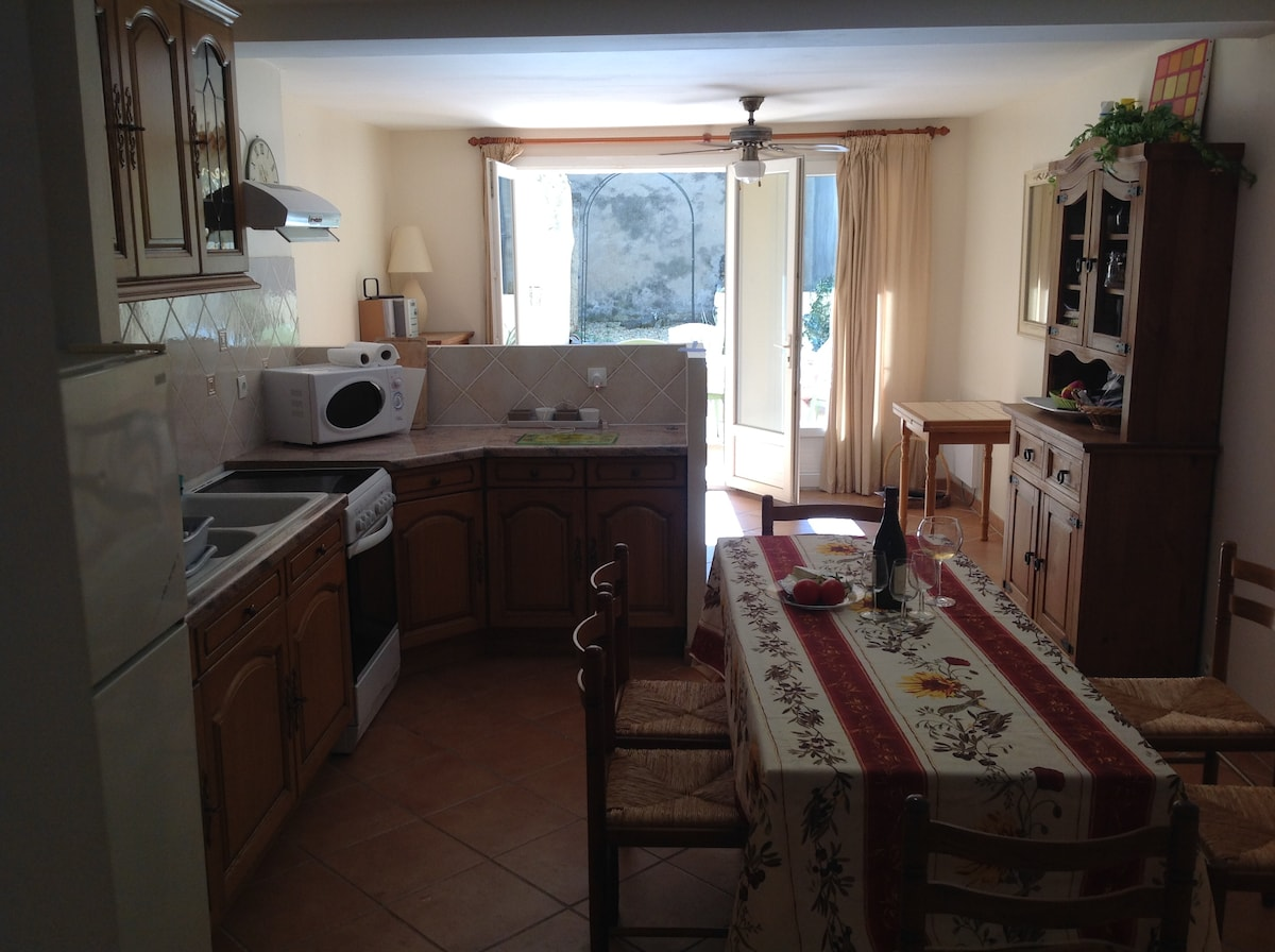 South France village holiday home