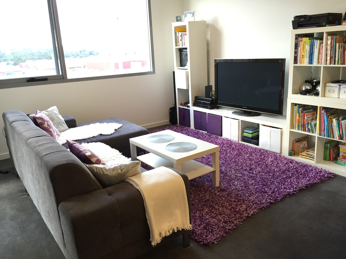 Almost new Two bedroom apt