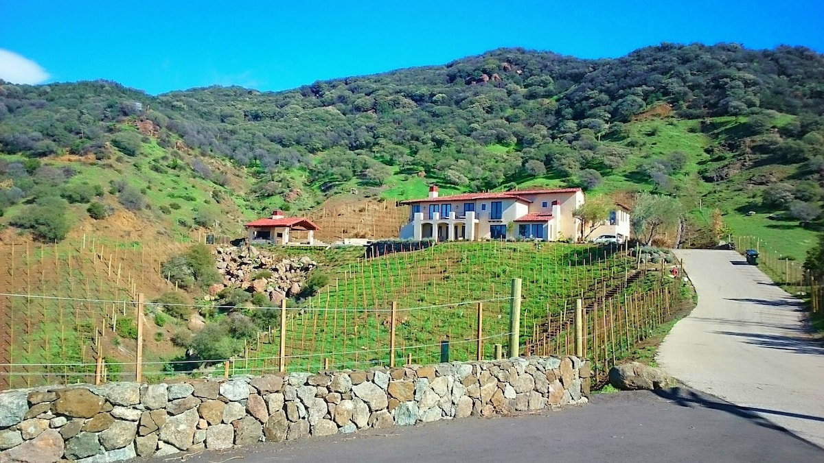 Malibu Vineyard Guest House