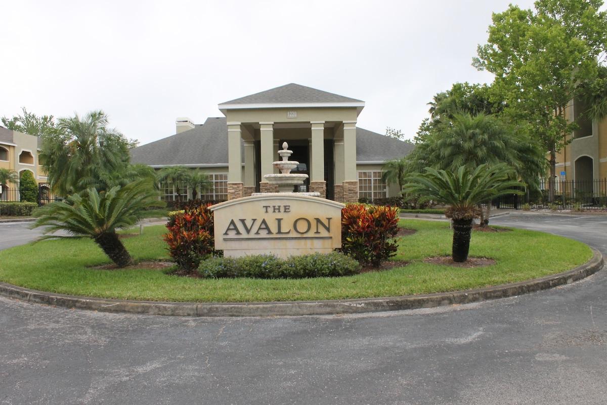 Beautiful Condo in Avalon Complex