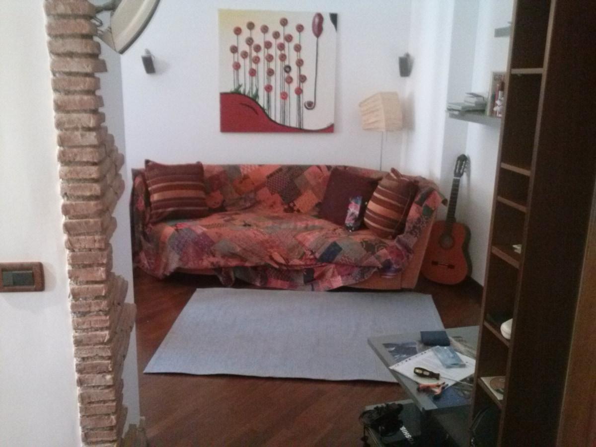Cosy apartment near Roma Trastevere