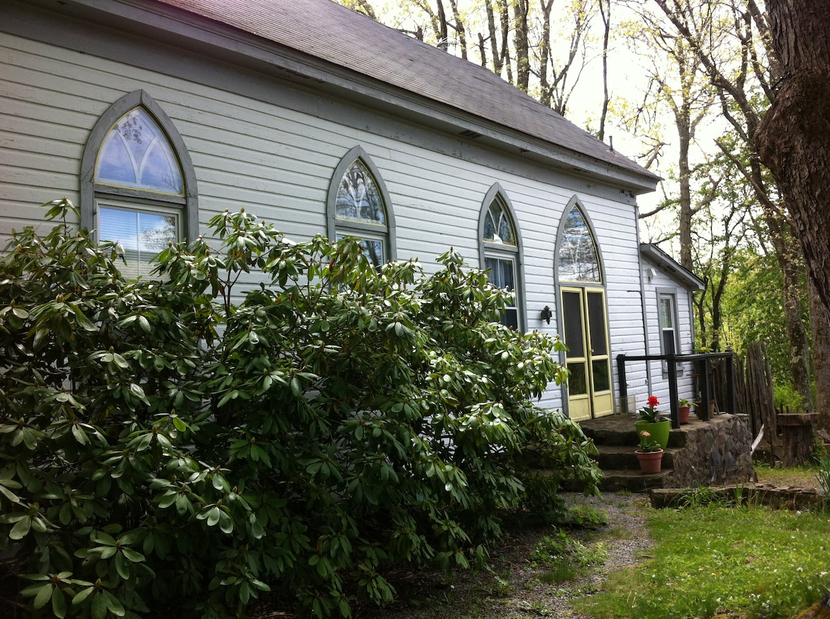 Shenandoah Church/Artist Residence