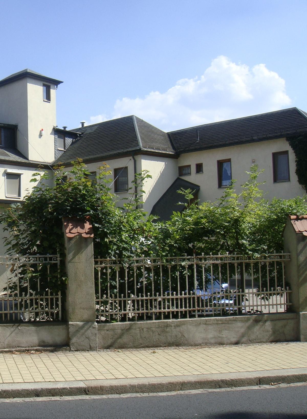 Gemütliche Gästewohnung in Radebeul