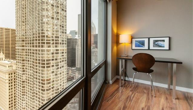 Amazing City views in River North!