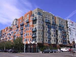 1 bdr apt minutes from Pike place