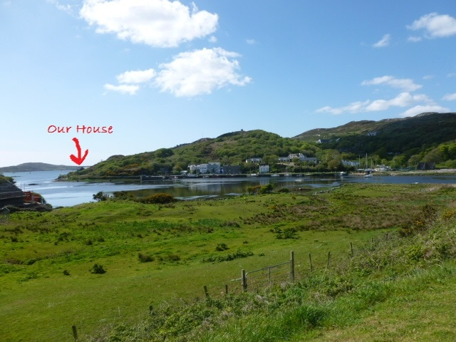Apartment by the sea Clifden