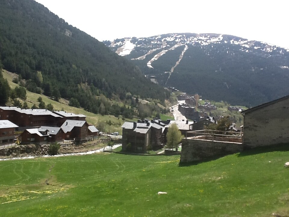 Cabaña nordica en patrimonio natura
