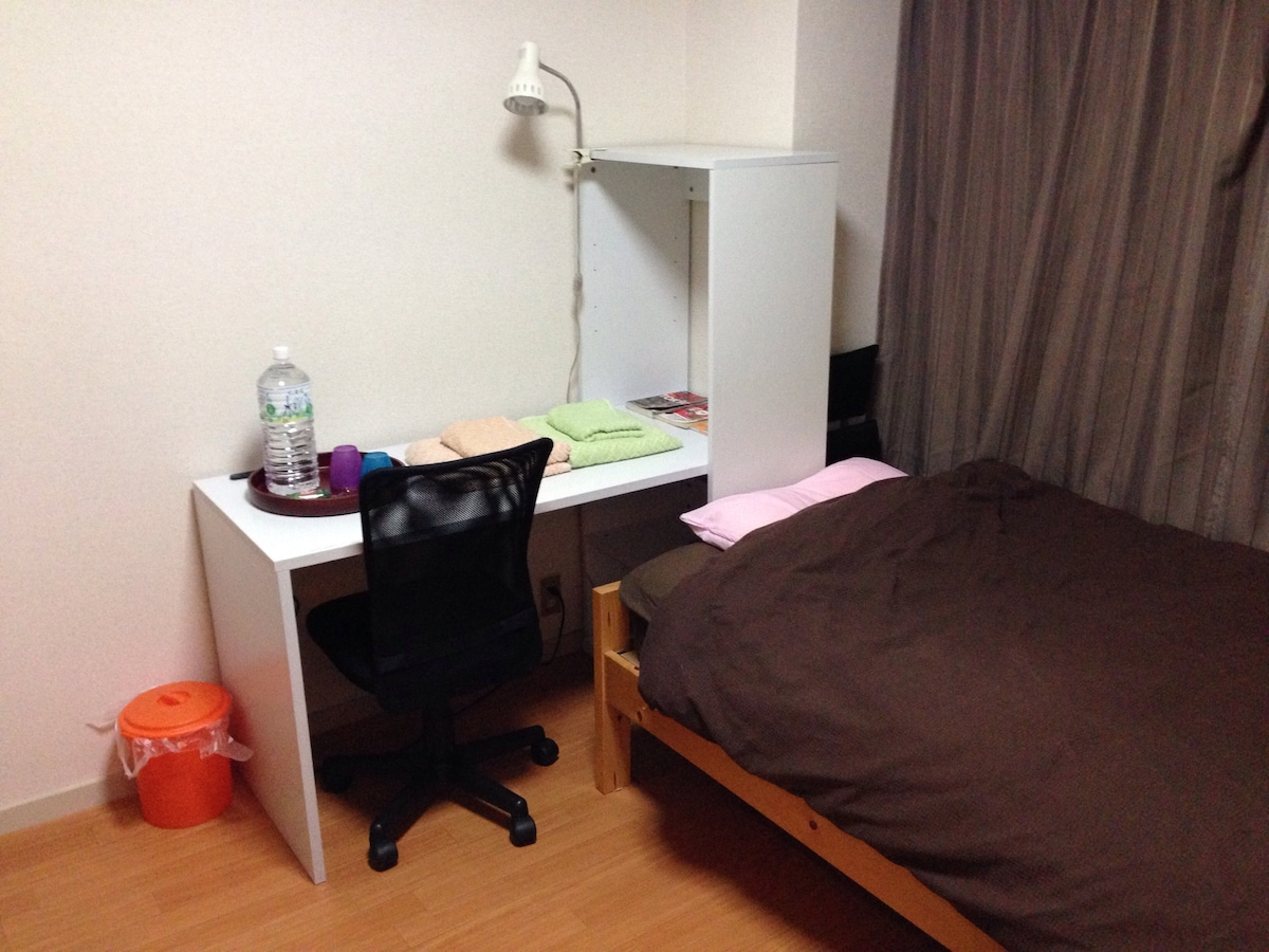 Private Room in Bayside Shared Flat