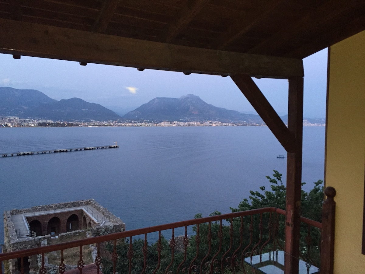 Best view and location in Alanya.