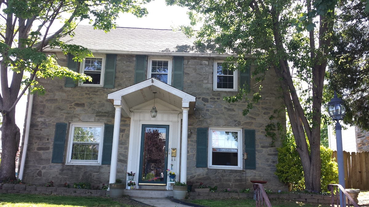 Kid and Pet Friendly Colonial