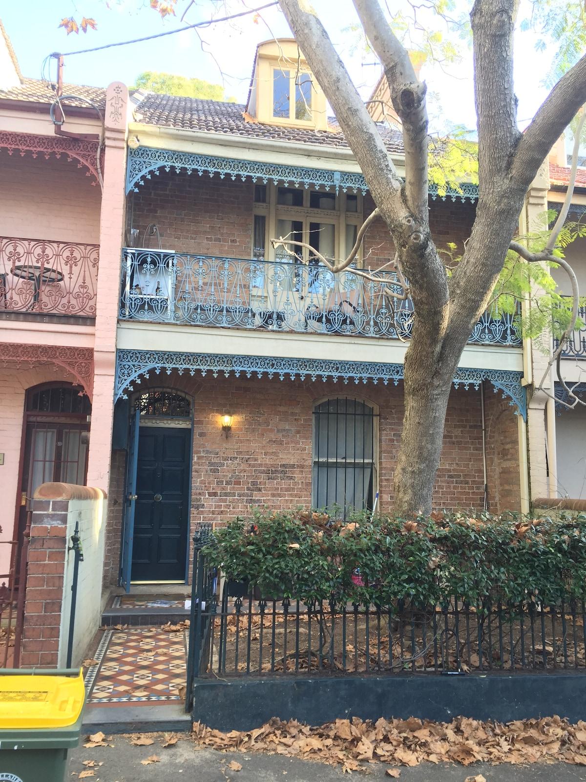 Room between Sydney CBD and Bondi