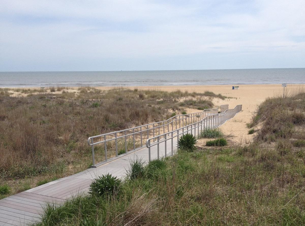 The nicest beach in Virginia Beach