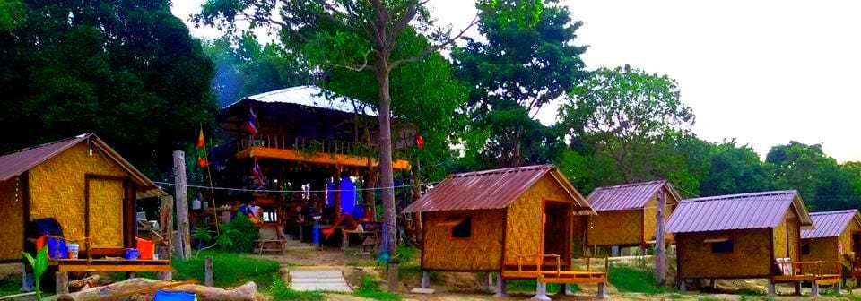 Lipe bungalows and camping zone