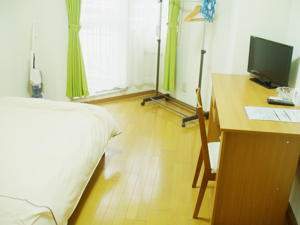 Nice & cozy room. Near Station.