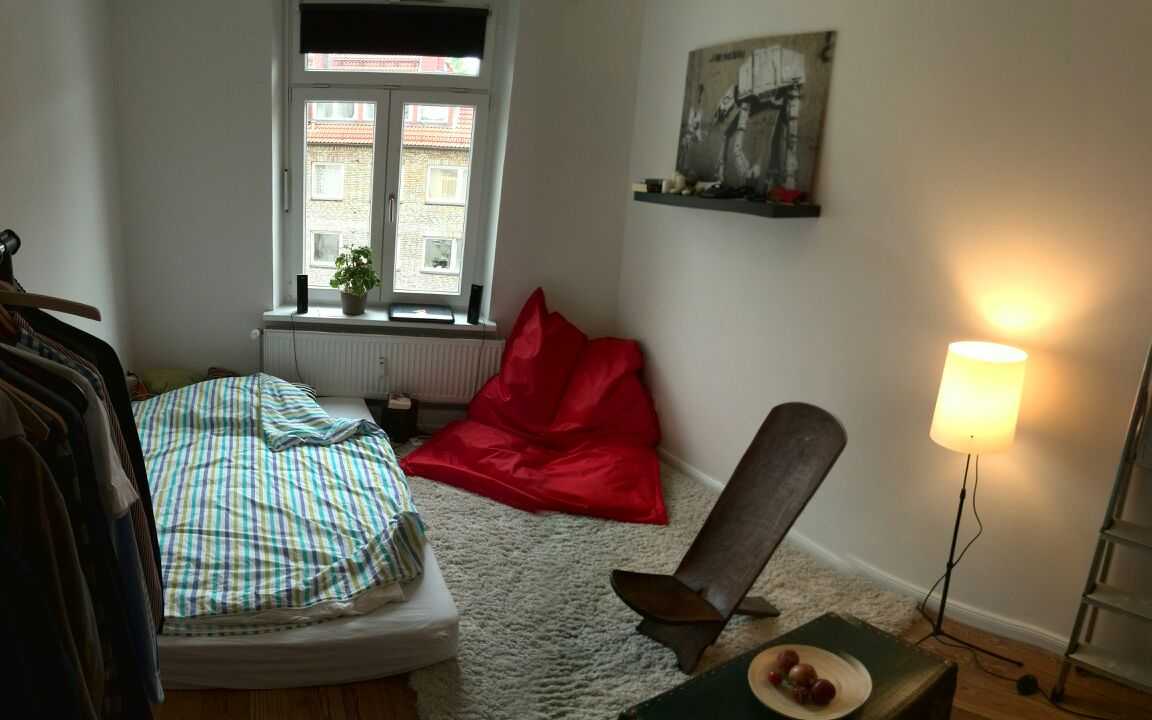 14m² Zimmer - Hans Albers Platz