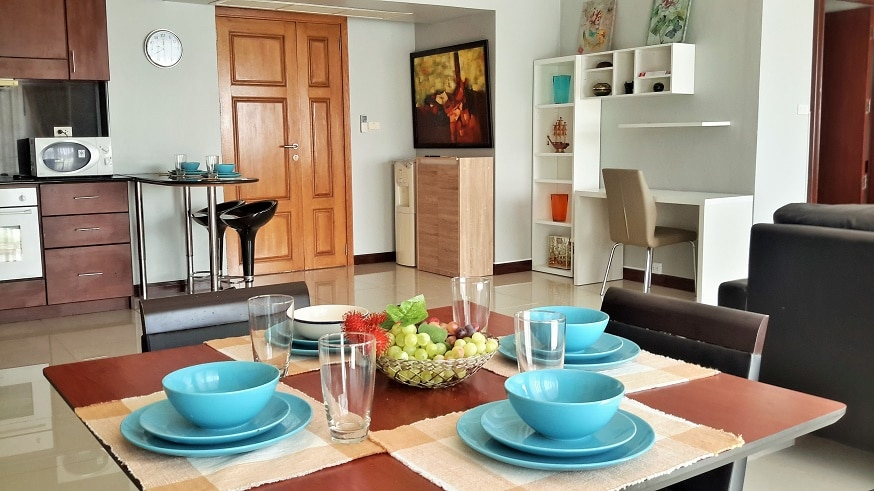 Luxury  Penthouse Pattaya City TOP!