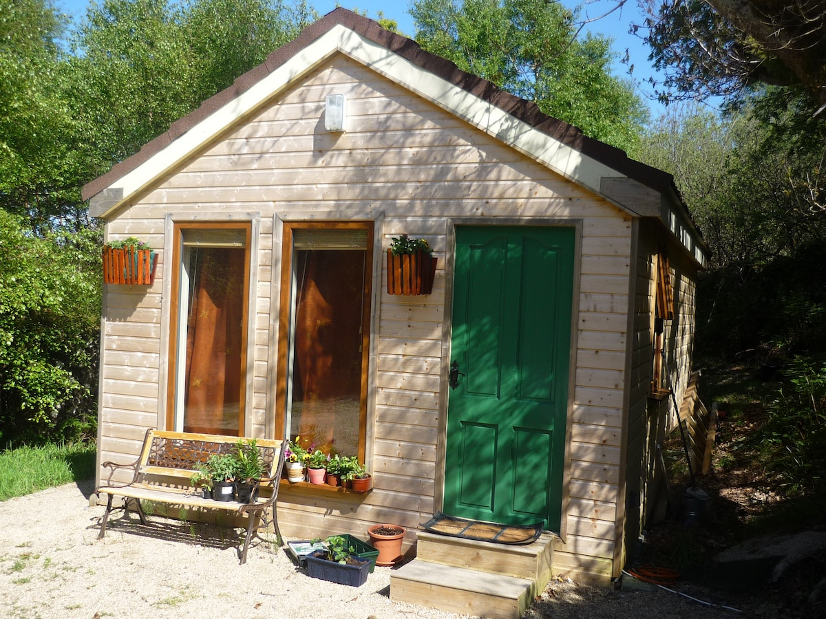 Self Catering Secluded Cabin