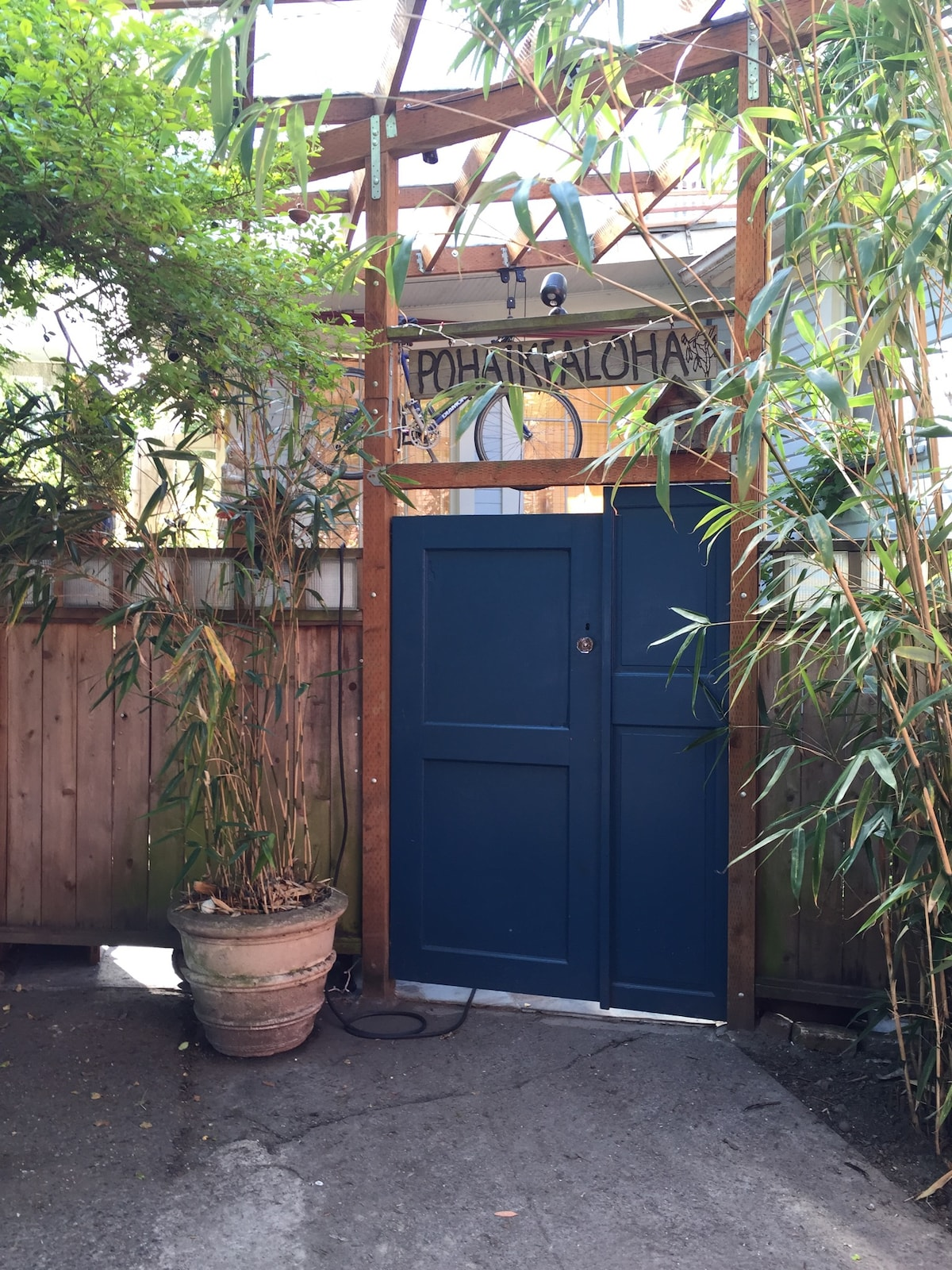 Charming Private 1BR Oasis