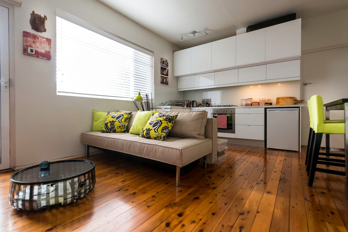 Modern flat near Coogee and UNSW