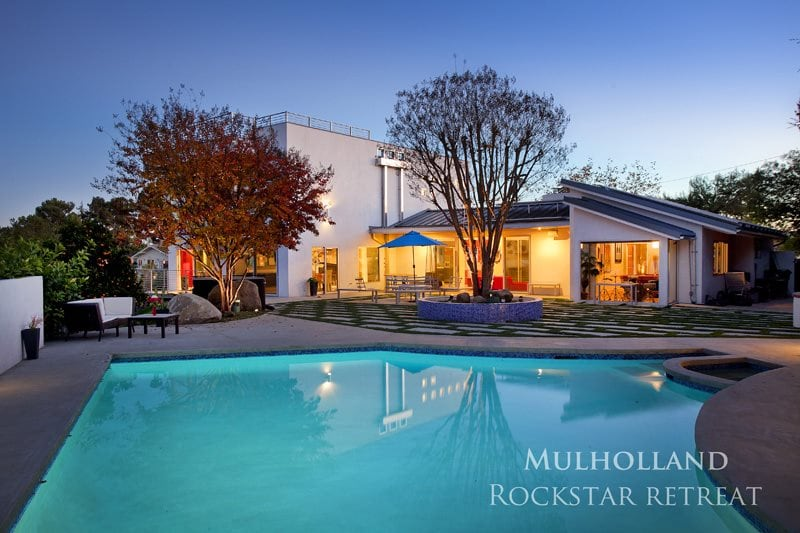 Hollywood Hills Lux A-List PoolView