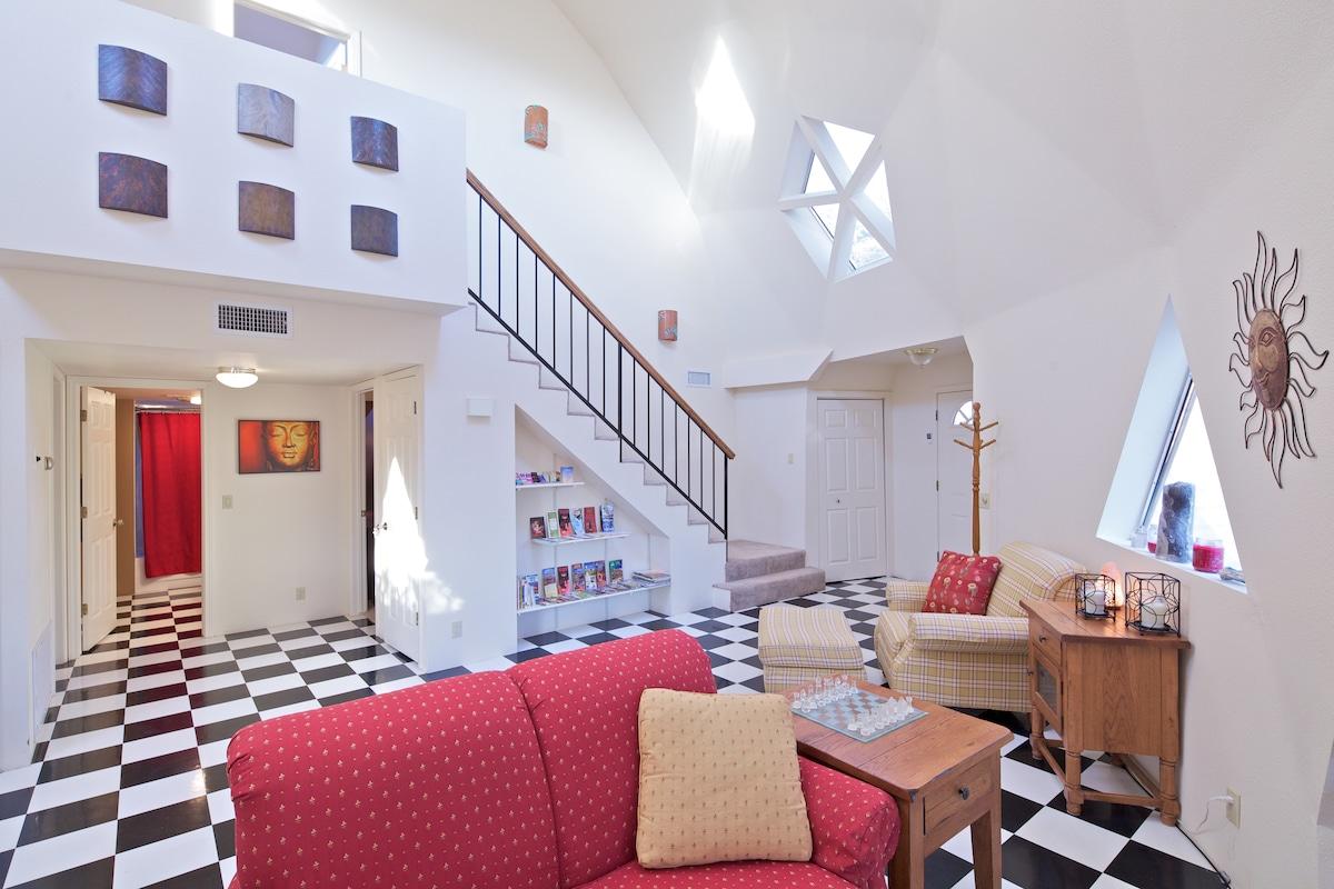 My Sedona Place - Home Sweet Dome!