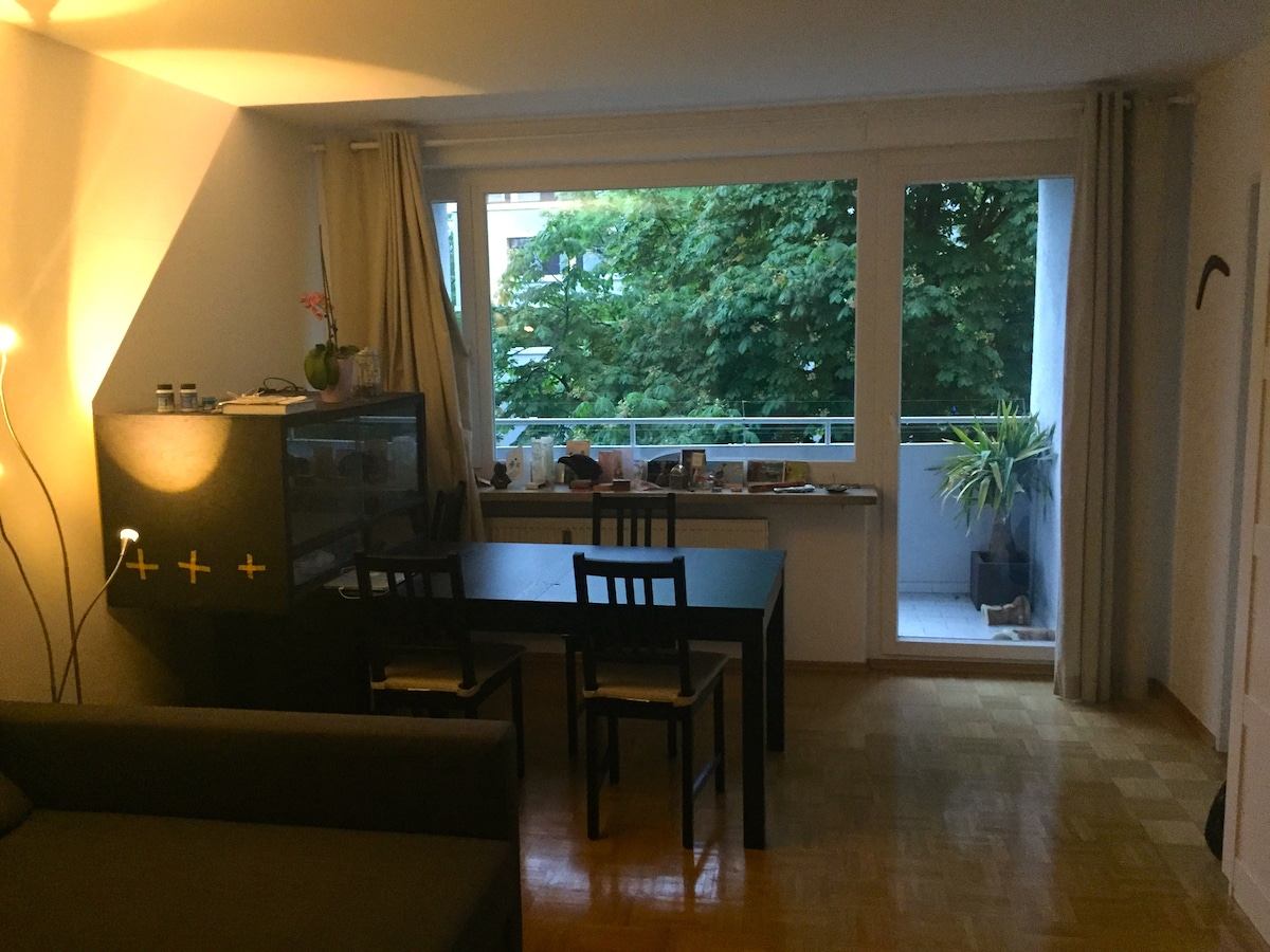 Adorable Studio in Schwabing!