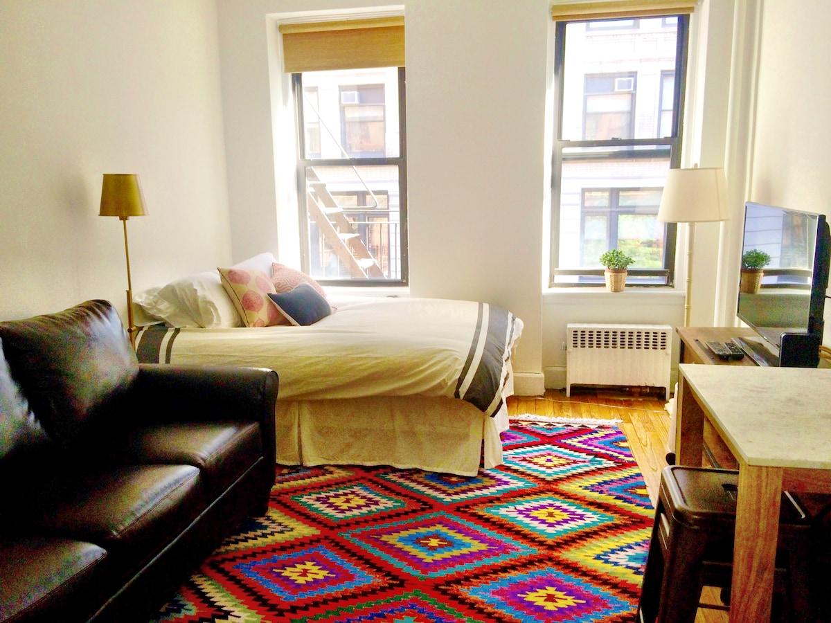 Charming Chelsea Studio Apartment