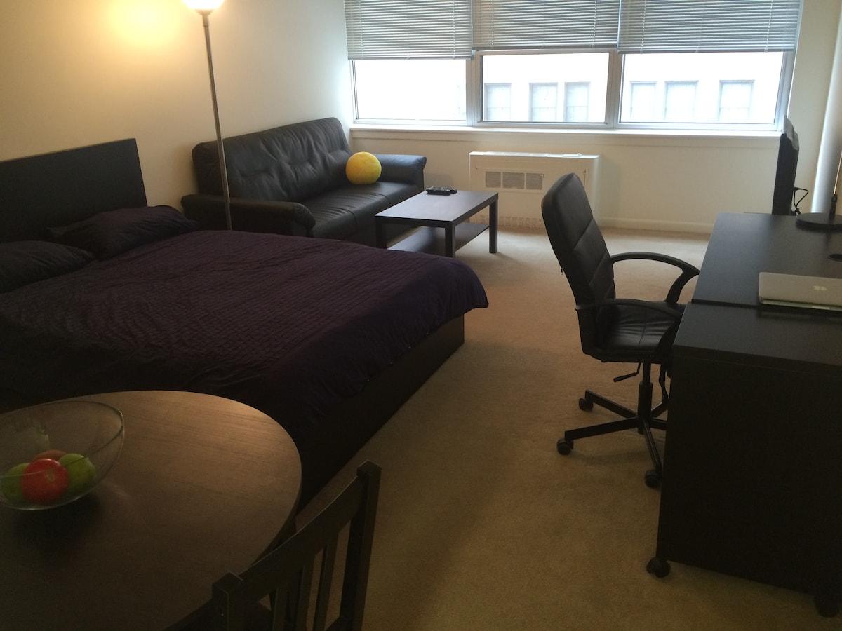Studio Apartment Rittenhouse Square