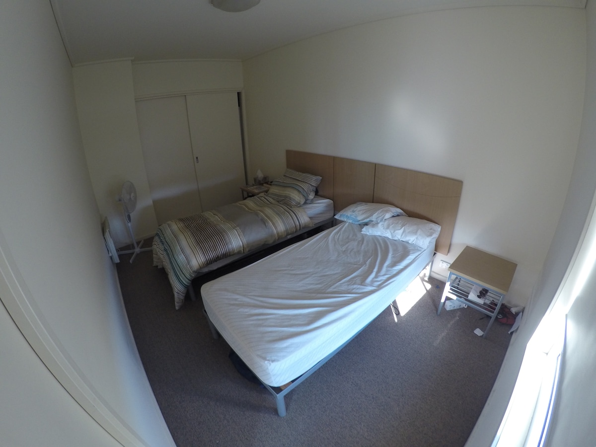 Nice apartment near Unimelb!